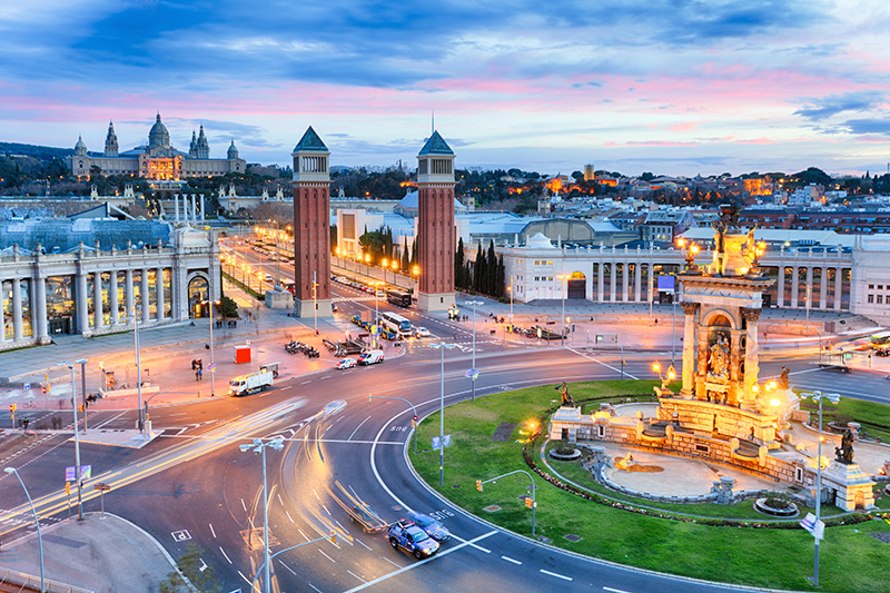 barcelone - place