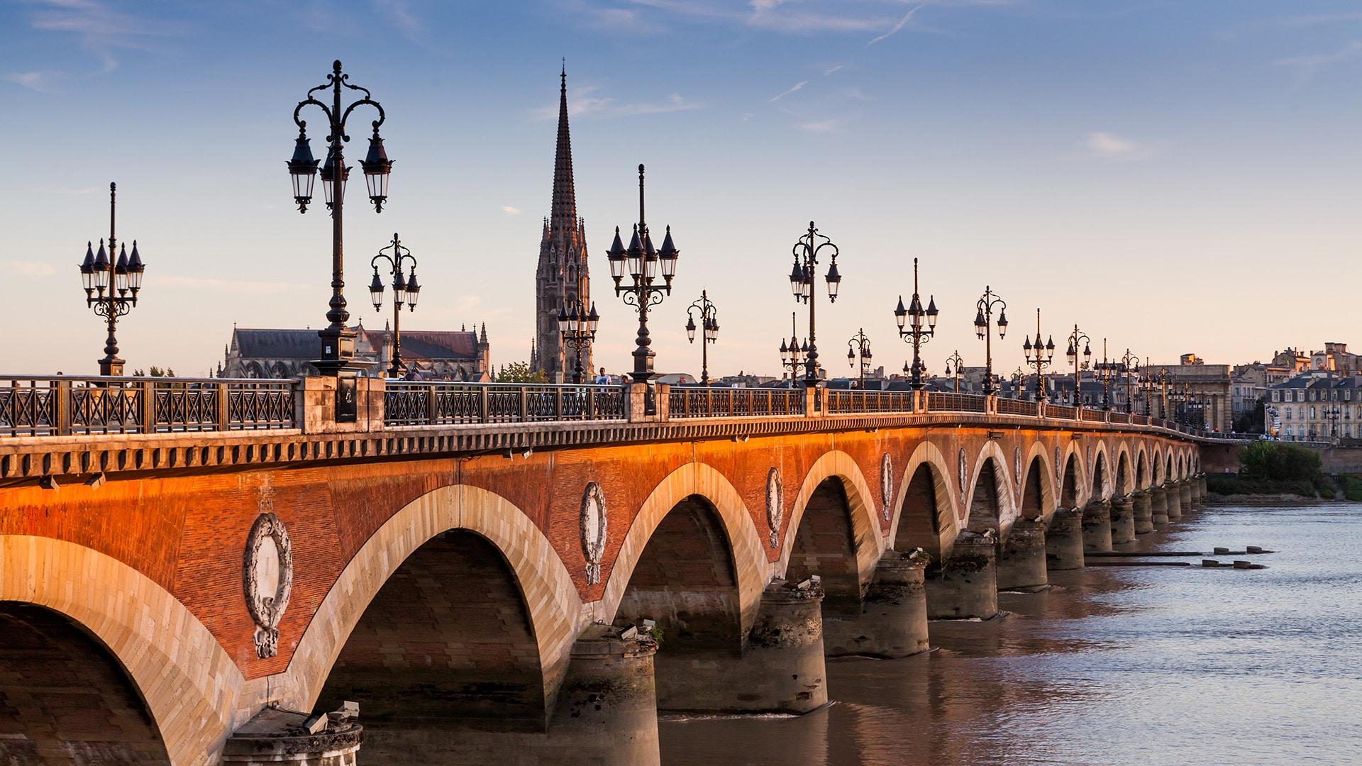 pont saint-jean à bordeaux