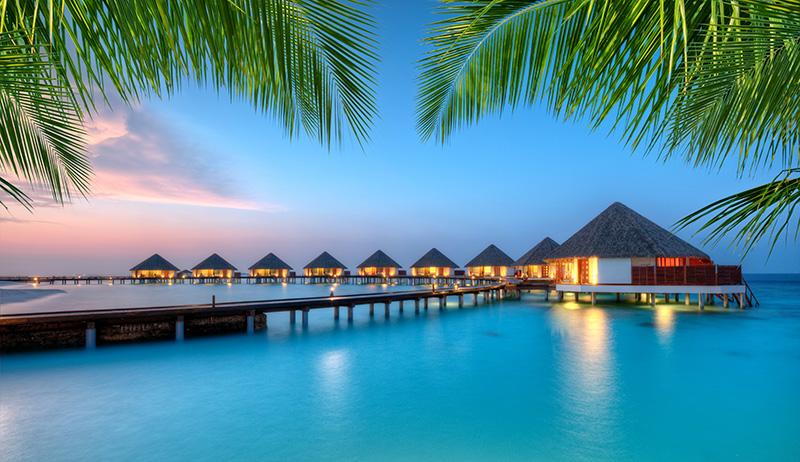 maldives - hotel