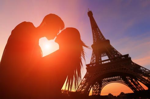 Voyagez en amoureux à Paris, ville du romantisme